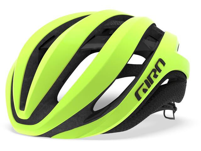 Giro Aether MIPS - Casque de vélo - jaune